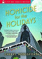 Homicide for the Holidays (Viv and Charlie Mystery Book 2) by Honigford, Cheryl