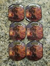 Ultra Pro MTG Magic Eternal Collection Relic Token 6X SOLDIER L@@K!
