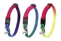Karlie TIPO Sportiv Collar de gato colores del arco iris - Nailon