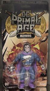 DC Comics Primal Age Bizarro Action Figure MOC Super-Man Villain Funko MOTU KO