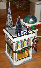 KBRR TV (Department 56, Snow Village, 56.55337) News, Sports, Weather Station