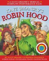 Kaye Umansky's Robin Hood: A Bow-Slinging, Arrow-Twanging, Bulls-