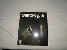 TRAITORS GATE in foldout Bigbox, 4 pristine CDs, artwork JC, User Guide