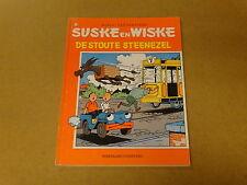 STRIP / SUSKE EN WISKE 178: DE STOUTE STEENEZEL | Herdruk 1994