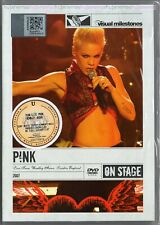 PINK Live From Wembley Arena London MALAYSIA DVD-9 NEW FREE SHIPMENT