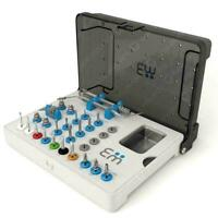 Full Surgical Kit, High Quality, Drills, Drivers, Ratchet, Dental Implants, Tool