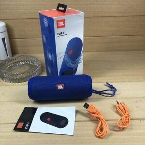 JBL FLIP 4 BLUETOOTH PORTABLE WATERPROOF STANDARD BASS EFFECT LOUDSPEAKER SYSTEM