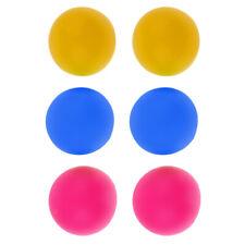 6 Stück Kinderbälle Kunststoffbälle Plastikbälle Beachbälle