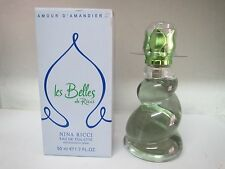 RARE Les Belles De Ricci By Nina Ricci AMOUR D' AMANDIER EDT Spray 1.7 Fl oz