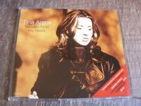 Tina Arena:  Heaven Help my Heart   CD Single  NM