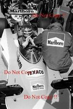 GILLES Villeneuve McLaren m23 di British Grand Prix 1977 fotografia 6