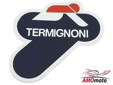 Ducati Termignoni Aufkleber 90mm x 90mm Auspuff Hitzebeständig