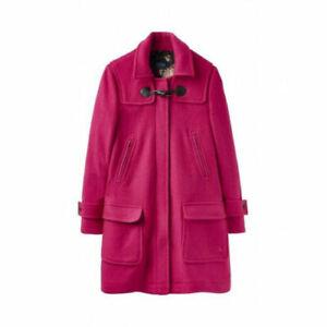 JOULES New Woolsdale Duffle Coat Sz 6 8 10 12 14 RRP£179 FreeUKP&P