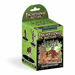 1x  Jungle of Dispair: Standard Booster New Sealed Product - Pathfinder Battle