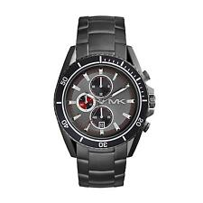 Nuevo Michael Kors mk8340 Para Hombre Gunmetal Lansing Reloj - 2 Año De Garantía