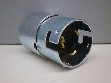 Cooper CS6365 California Style Armored Shell Twist Locking Plug 50A 125/250V 3P