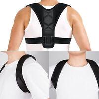 CW_ Back correction belt anti-humpback strap adjustable sitting position strap