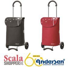 Andersen Scala cabas BEA Caddie Achats Trolley