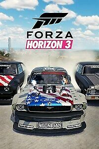 Forza Horizon 3 Hoonigan Car Set *READ DESCRIPTION*