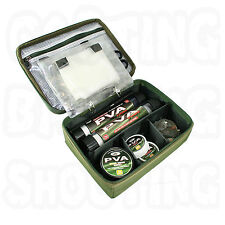 NGT 070 CARP FISHING TACKLE COMPLETE PVA RIG STORAGE BAG BOX BOXES POUCH NEW