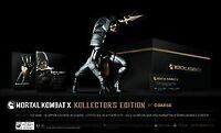 Mortal Kombat X Kollector's Edition by Coarse - PlayStation 4, (PS4)