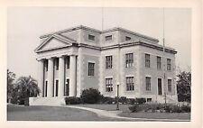 1940's? RPPC Walton County Court House DeFuniak Springs FL