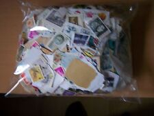 1000grams WORLD KILOWARE,ON AND OFF PAPER,INCLUDES SOME GB.AS IT COMES.NICE.