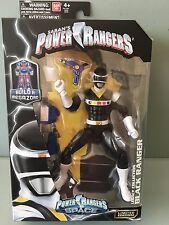 POWER Rangers Legacy nello Spazio Ranger nero nuovo in scatola sigillata EDIZIONE LIMITATA