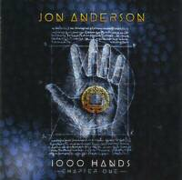 JON ANDERSON (Yes) - 1000 Hands - Chapter One (2019) Prog Rock CD+GIFT