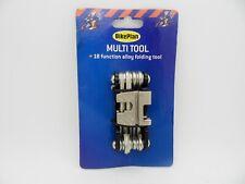 ALERO HT-131 Bike Bicycle MULTI TOOL hex key screwdriver torx chain tool 17 func