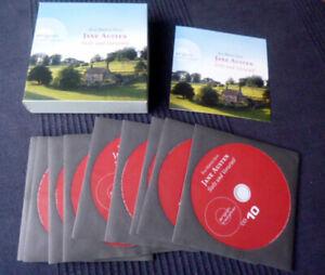 10CD EVA MATTES liest Jane Austen Stolz Und Vorurteil Pride & Prejudice 767Minut
