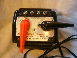 Lionel #1033 90 Watt Transformer