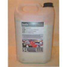 Soda blasting Media, 5L Bottle RBL-145151 Brand New!