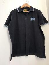 Men's Top Everlast Navy Short Sleeve Size Xl <JJ1643