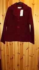 Button Full Length Wool Blend Coats & Jackets for Women