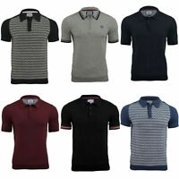 Mens Knitted Polo Shirt by Le Shark Short Sleeved