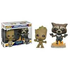 Guardians of the Galaxy: Vol. 2 - Groot & Rocket Pop Vinyl 2-Pack