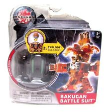 Bakugan Battle Suit Doomtronic Mechtanium Surge Black & Green RARE NEW