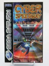 Cyber Speedway - SATURN Sega PAL europe complet TBE very good ++