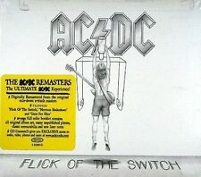 Flick of The Switch 0696998020924 by DC CD
