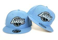 ebbe42b8cc0 New Era NBA University Blue Los Angles Lakers 9Fifty Snapback Hat
