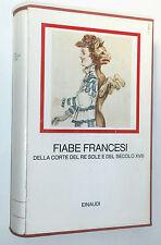 FIABE FRANCESI - EINAUDI I MILLENNI 1970