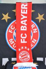 Original FCB Fanschal rot FC Bayern München