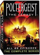 Poltergeist: The Legacy The Complete Collection / All 4 Seasons  FREE SHIPPING