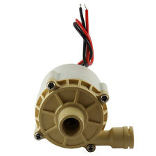 24V DC Brushless Circulating Pump - 4.75 GPM / 18 LPM - Food Grade