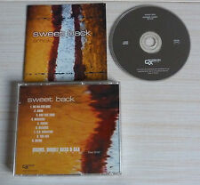 RARE CD ALBUM  SWEET BACK AMOK 9 TITRES SHOCD 003