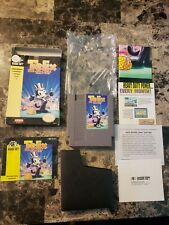 Felix The Cat Nintendo NES CIB Complete in Box With Manual Poster And Inserts