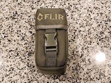 FLIR 4126886 MOLLE cintura/zaino FONDINA fotocamera/, D2 VERDE SCOUT PS & LS NUOVO