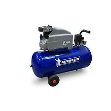 Michelin MB50 Compressore, 2PS, 1500Watt, 50l Caldaia