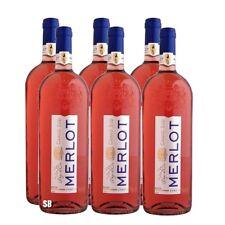 Grand Sud Merlot Rose Flasche 12,5% vol 6 x 100cl / 600cl